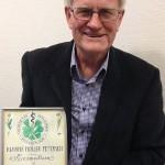Æresmedlem Bjarne Møller Petersen