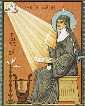 Hildegard af Bingen